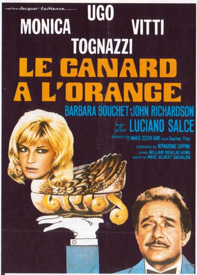 Le Canard à L'orange Jean Poiret : canard, l'orange, poiret, Canard, L'orange, Critique
