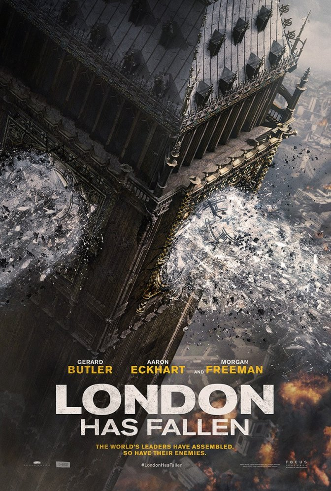 La Chute De Londre Streaming : chute, londre, streaming, Chute, Londres, Trailer, Prochain, Gerard, Butler