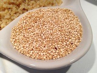 le quinoa est un aliment riche en fer