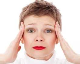 maladie de Horton, mal de tête