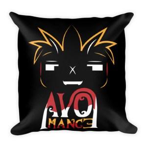 Avomance Designer Cushion (Black)