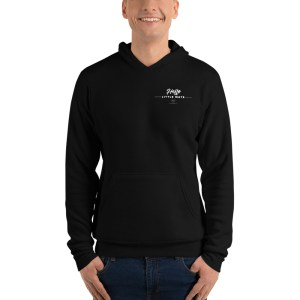 Hello Little Mate Drawstring Unisex hoodie