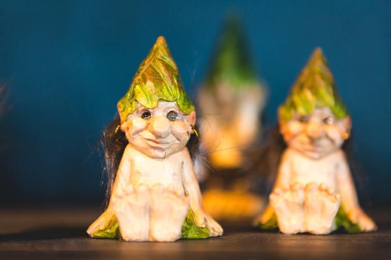 Troll Figurines