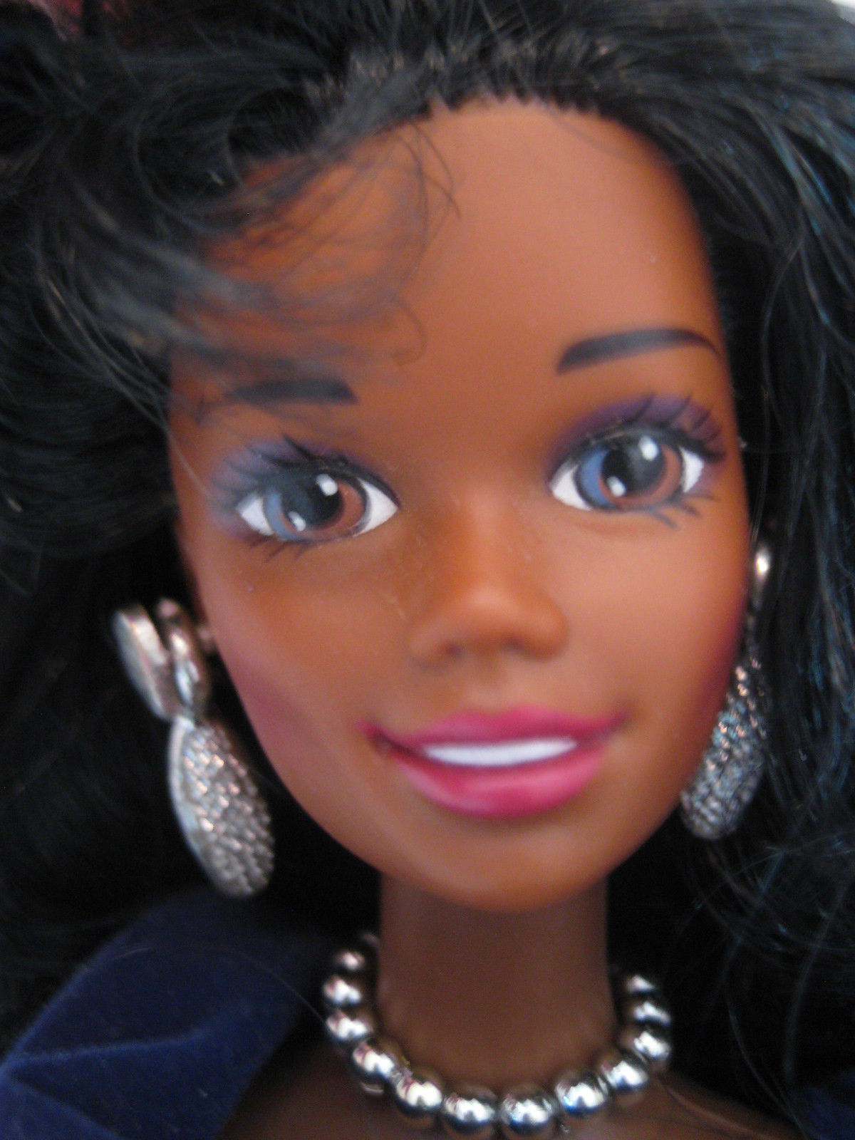 Dolls Holiday Barbie Black