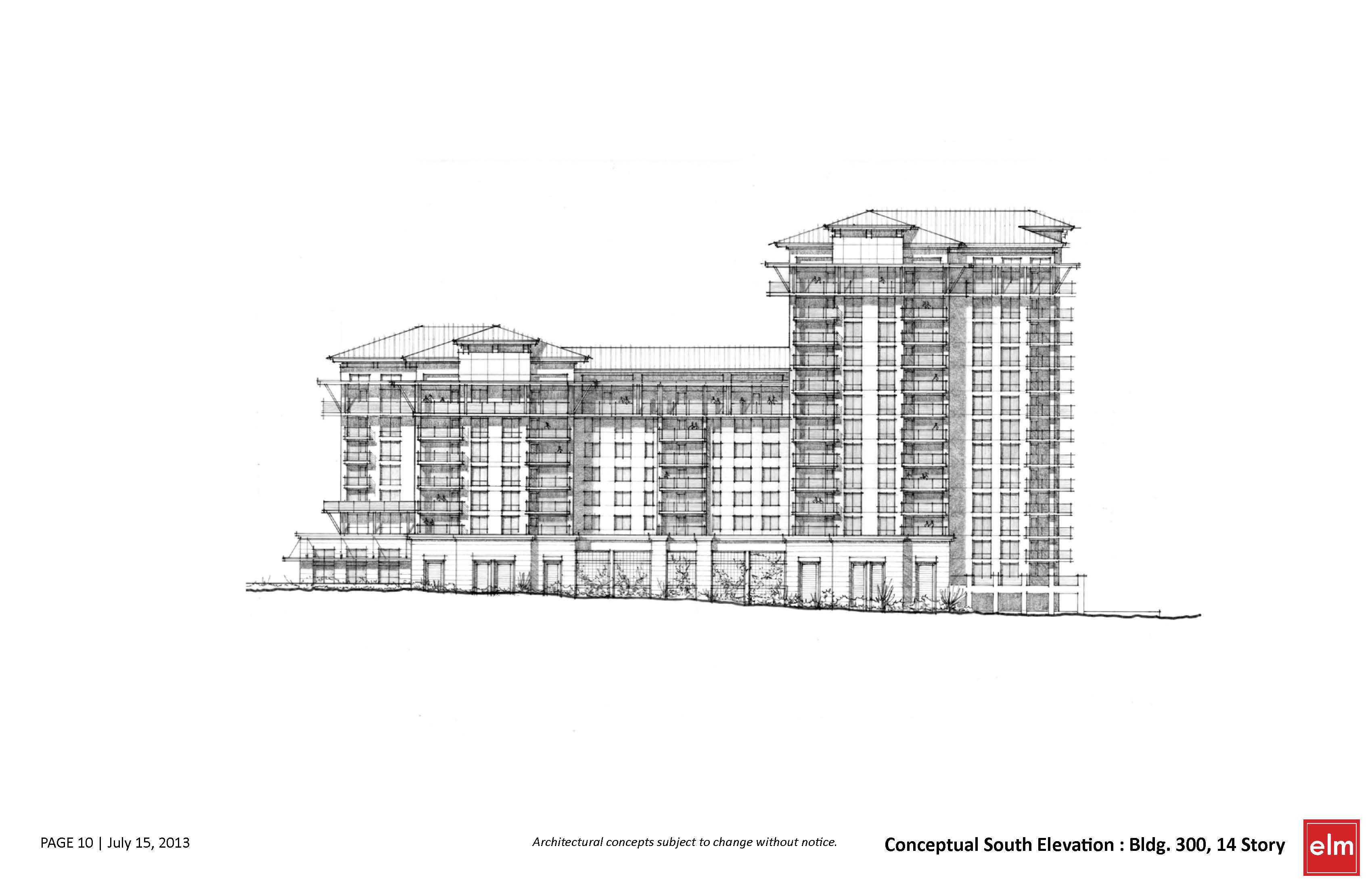 New Conceptual Drawings For Commander Redevelopment