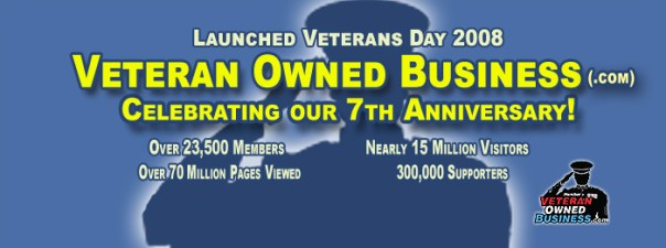 Celebrating our 7th Anniversary on Veterans Day 2015!