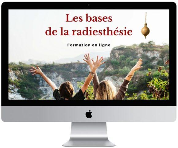 formation en ligne les bases de la radiesthésie
