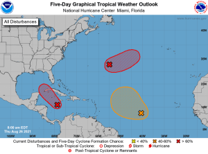Tropical System 08.26.2021