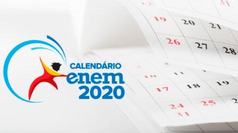 Inep formaliza alterações de calendário e procedimentos do Enem ...