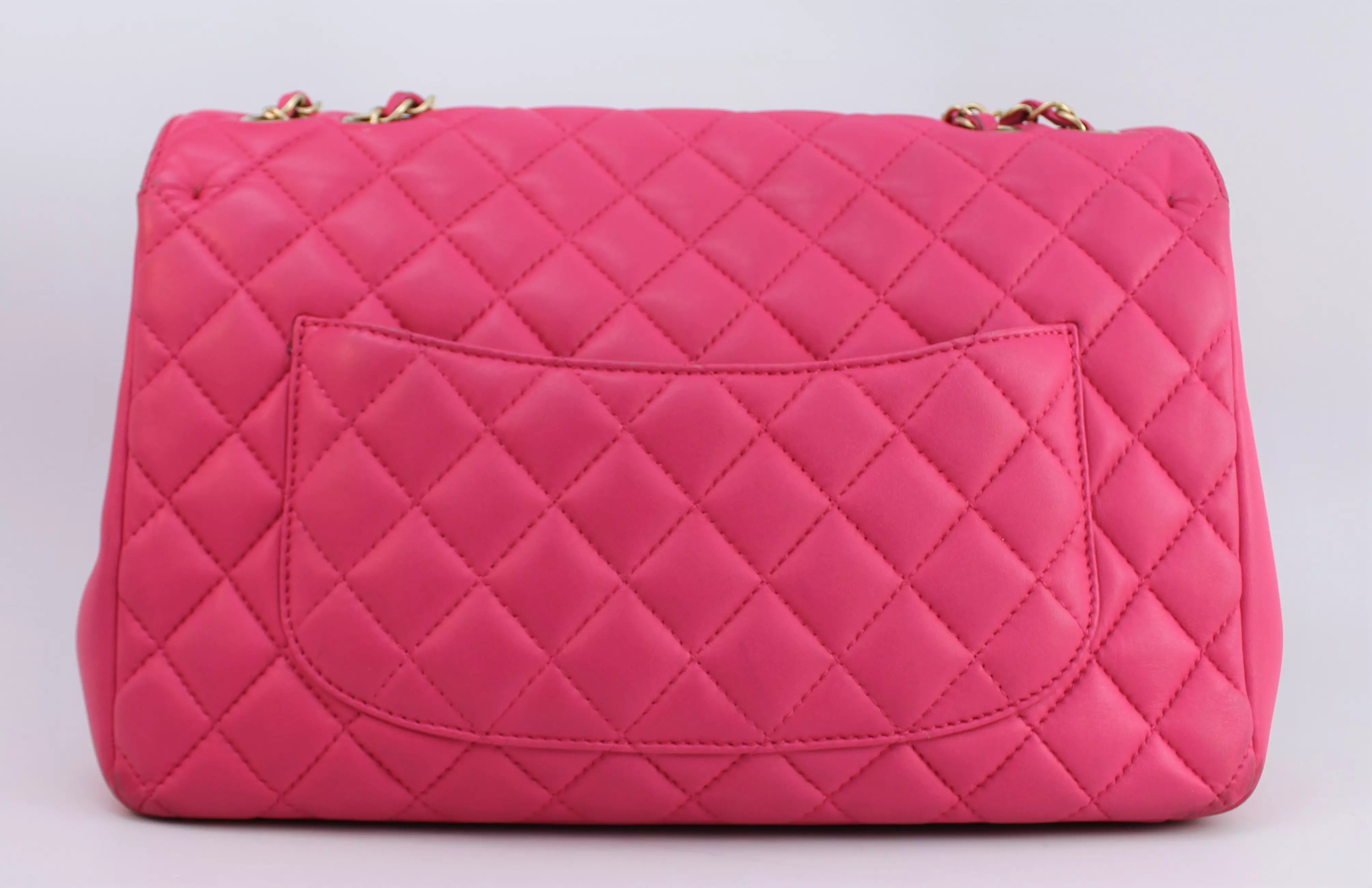 f97bd3561774e3 CHANEL Quilted Jumbo Flap Premium Pre-Owned- A&V Pawn