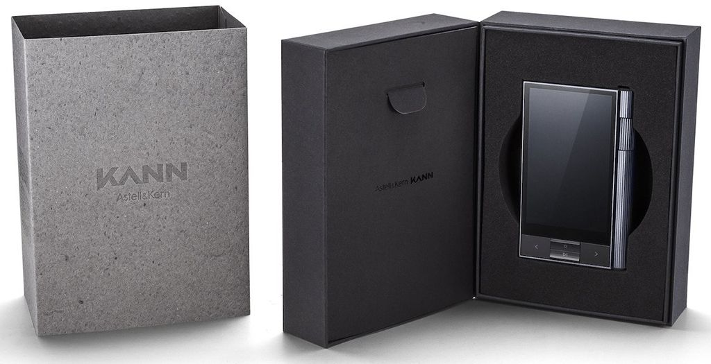 A&K KANN Portable Hi-Res DAP-01 | Audio & Visual Pro Gear
