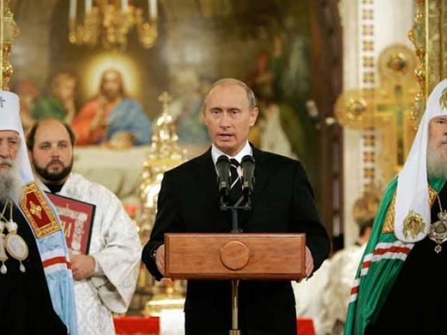 Kremlinul suprimă libertatea religioasă