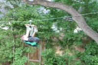 Backyard Zip-Line for Kids  The Trailhead