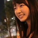 【神谷千佳】黒髪Aカップの清純そうな見た目なのに肉食系な現役女子大生デビュー