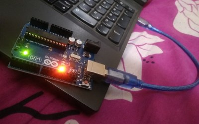 Control Arduino using Node JS