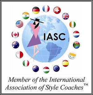 IASC Member of the International Association of Style Coaches logo