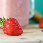 Smoothie fraise banane au thermomix