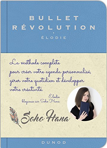 Le livre Bullet Revolution de Soho Hana, dans ma bibliothèque !