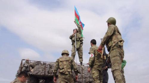Ordumuzun işğaldan azad etdiyi ərazilər - SİYAHI
