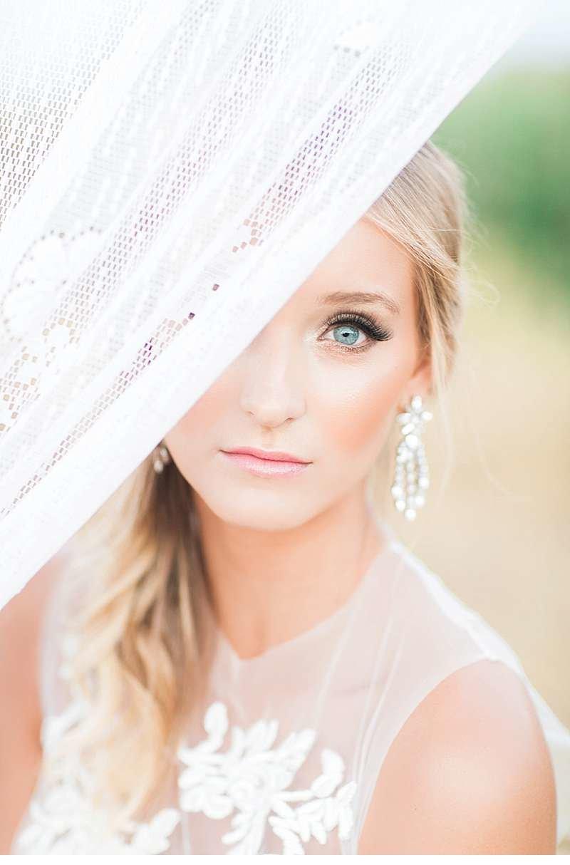 Красивые невестки блондинки фото