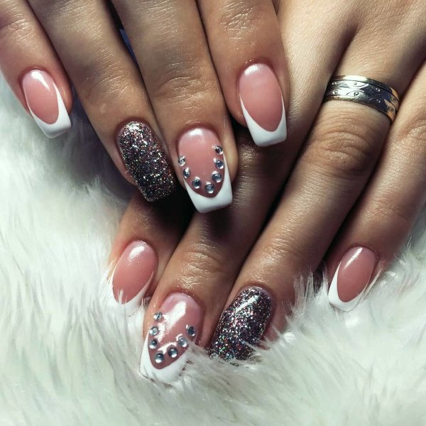 20 Model French Manicure Pictures And Ideas On Meta Networks