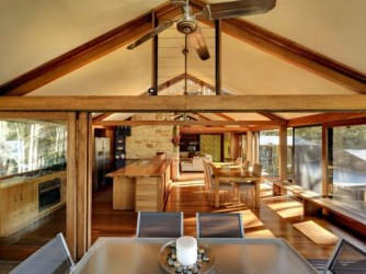 Cozy cottage with a rustic flair Treetops by Bruce Rickard Interior Design Ideas AVSO ORG