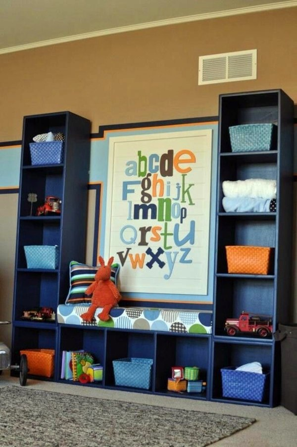 125 Great Ideas For Children's Room Design Interior