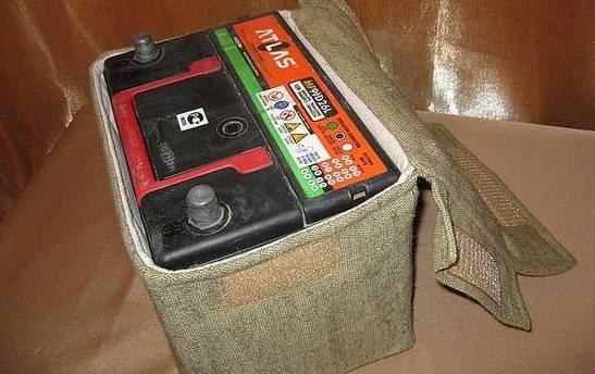 دستگاه عایق باتری