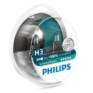 Philips X-tremeVision+100% H3