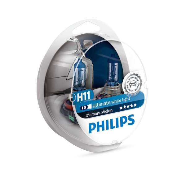 PHILIPS Diamond Vision H11