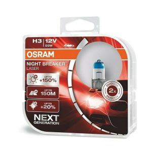 Osram Night Breaker Laser +150%H3 55W