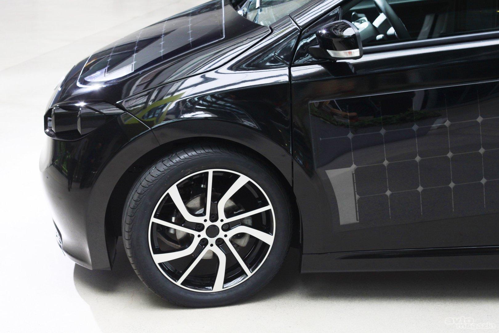 Sono Motors Sion - nemški avtomobil s sončnimi celicami za 20.000 ...