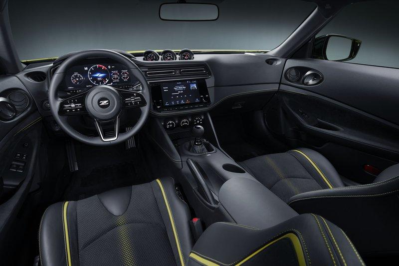 (Svetovna premiera) Nissan (skoraj) predstavil novega Z-ja