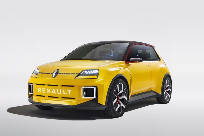 Renault potrdil govorice: tu je nova Petka