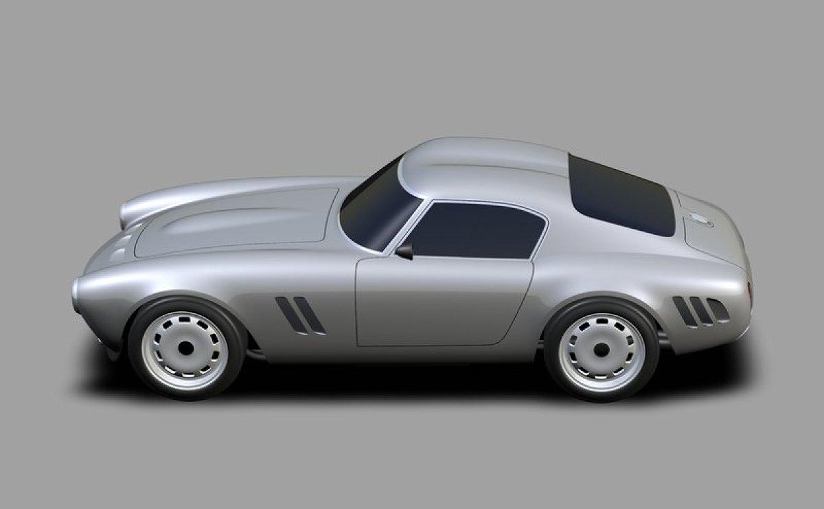 reinkarnacija Ferrari 250 GTO 12-valjnik