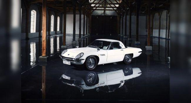 Самые запоминающиеся модели Mazda 1