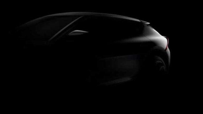 Kia показала модель EV6 на официальных тизерах (фото, видео) 2
