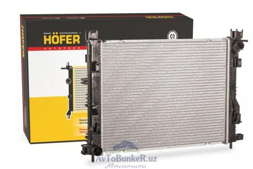 Радиатор основной/паяный/VESTA (HF708470) /Hofer/