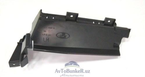 Решетка Lada XRAY переднего бампера верхняя левая