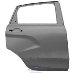 Дверь Lada XRAY задняя правая (катафорез - грунтованная под покраску)
