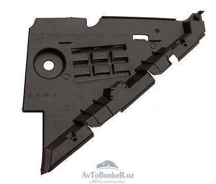 Защита Lada XRAY переднего бампера правая (пыльник)