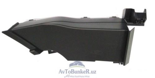 Решетка Lada XRAY переднего бампера нижняя средняя