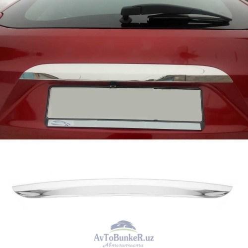 Накладка для крышки багажника хром LADA X-RAY
