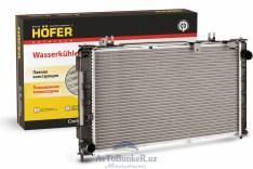 Радиатор основной А/С /- паяный МКПП 2190 HOFER