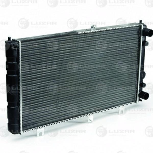 Радиатор охл. алюм. для а/м ВАЗ 2170-72 Приора (LRc 0127)