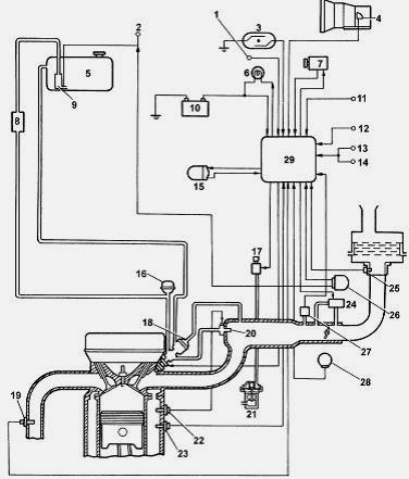 Двигатель Toyota 3S-FE, 3S-GE и его характеристики