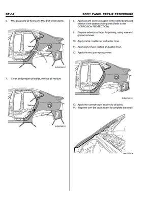 Скачать руководство по ремонту эксплуатации Hyundai Elantra HD