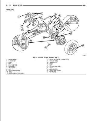 Скачать руководство по ремонту Mercedes Sprinter, Dodge
