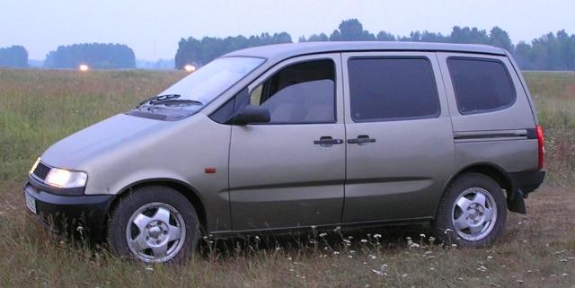 Minivan Vaz-2120