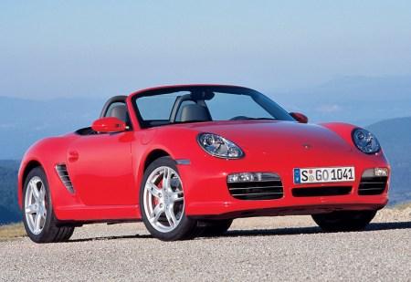 Porsche Boxster. Фото Porsche